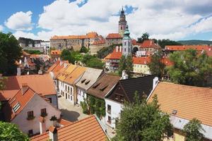 cesky krumlov, Tjeckien
