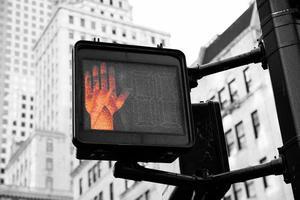 närbild foto av gatuskyltar