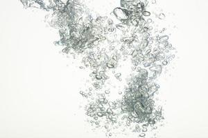 bubblor i vattnet