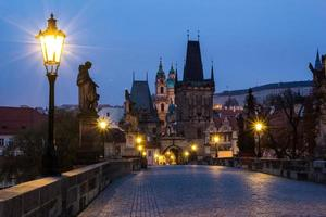 Karlov Most Bridge, Prag