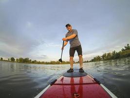 stå upp paddling