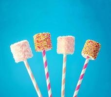 marshmallows foto