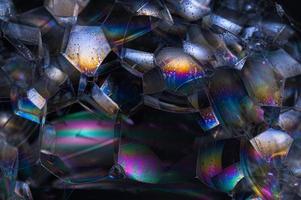 bubblor på svart bakgrund