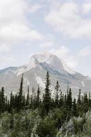 bergslandskap under dagtid