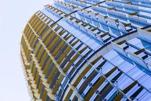 barangaroo, Australien, 2020 - byggnadens lågvinkel