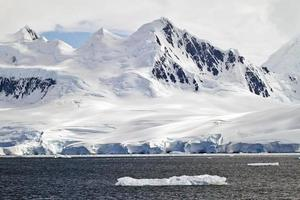 antarktis - vackert landskap