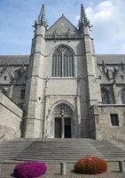 st wadrau kyrkan mons belgien