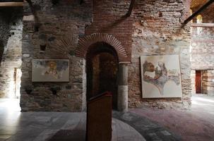 bysantinsk ortodox kyrka foto