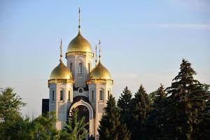 tempel för alla helgon