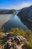 Donau raviner, Rumänien