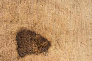 brun träbakgrund