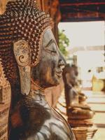 Thailand buddha staty