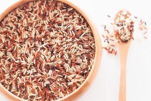 ris i träskål