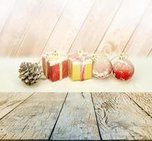 jul och nyår bakgrund