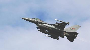 kungliga norska flygvapnet under flygning
