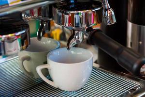 espressokaffe foto