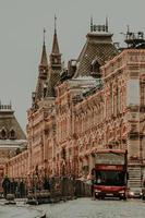 Röda torget i Moskva foto