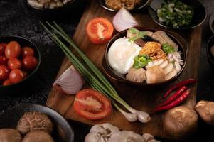 guay jap thailändsk mat