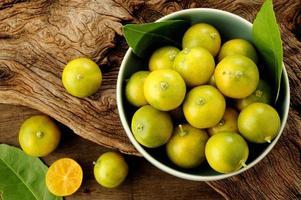 kumquat citrusfrukter foto
