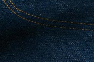 närbild av jeanstyg