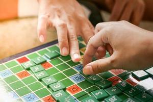 spela matematiska spel för studenter