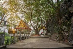 byggnader av wat phra phutthachai foto