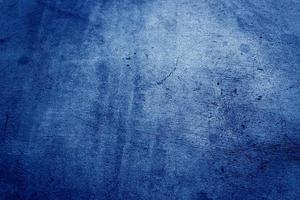 blå betongvägg bakgrund