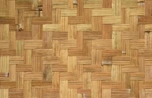 bambu väv mönster