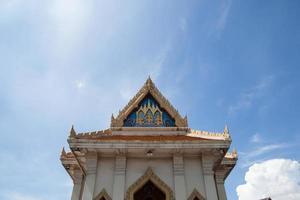 buddhisttempel i Thailand