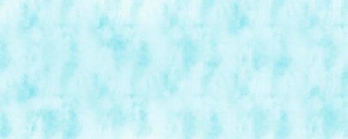 abstrakt bakgrund för vattenfärg för blå himmel, illustration, textur för design foto