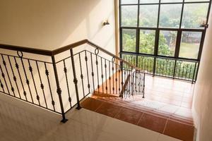 uppsättning trappor foto