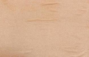 rustikt brunt kraftpapper foto