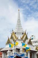 stadens pelare helgedom i bangkok foto