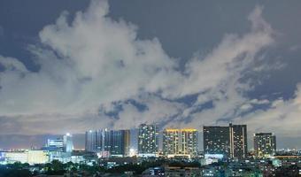 byggnader i bangkok, thailand foto