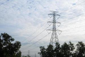 högspänningselektron i Thailand
