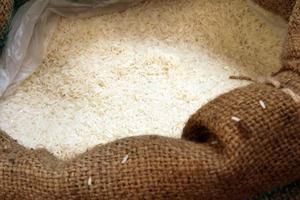 påse med ris