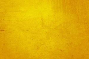 gul betong eller cementvägg för konsistens eller bakgrund foto