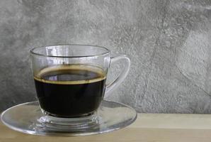 klar espressokopp foto