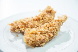 friterad kyckling