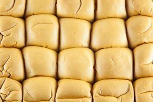 bröd närbild foto
