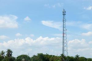 telefonantennsystem foto