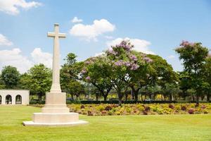 korsa på kyrkogården