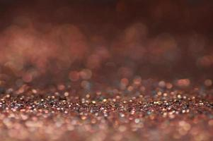 defocus av glitter ljus bakgrund foto