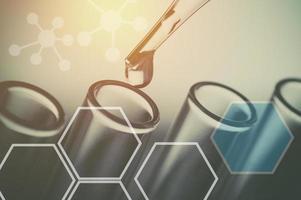 vetenskapliga experiment och laboratorieutrustning
