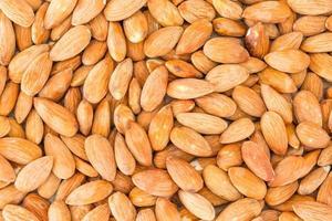 skalade mandlar närbild foto