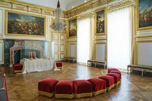 inre av Versailles palats, Frankrike