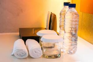 hotellrum bekvämligheter