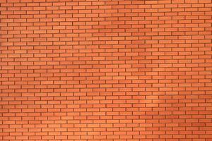 orange betong läder konsistens för bakgrund foto