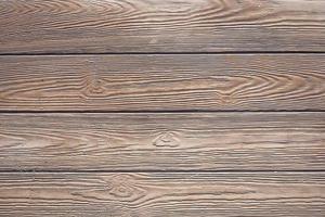 ovanifrån av en texturerad träbas