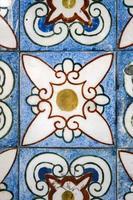 traditionella dekorativa plattor från la paz, bolivia foto